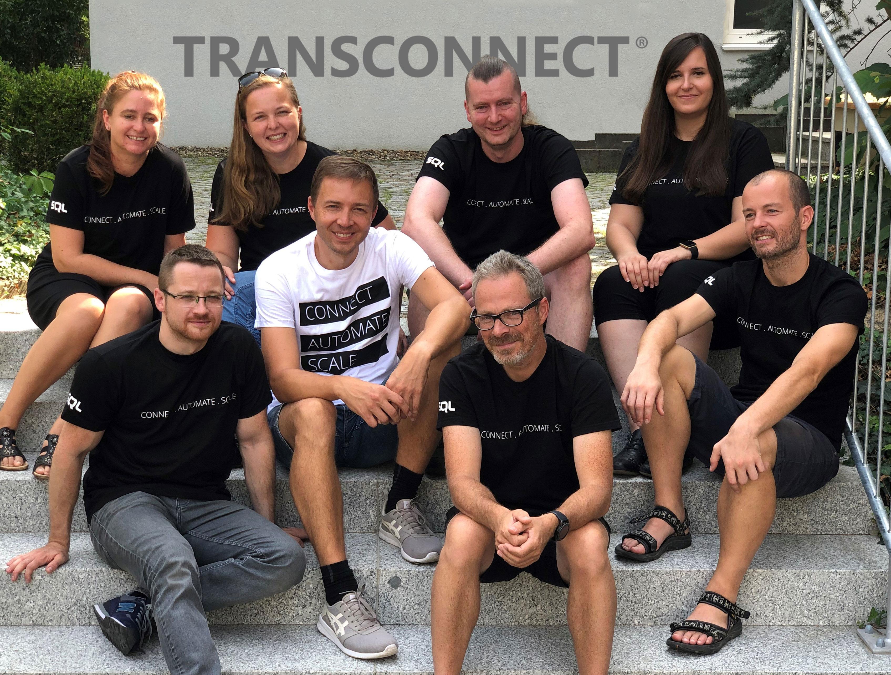 Das TRANSCONNECT®-Team