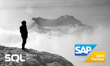 SQL Projekt AG wiederholt SAP Gold-Partner